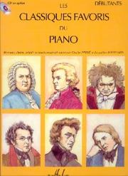 classiques favoris piano lemoine