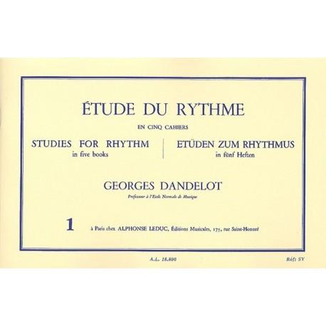 etude-du-rythme-vol-1-georges-dandelot